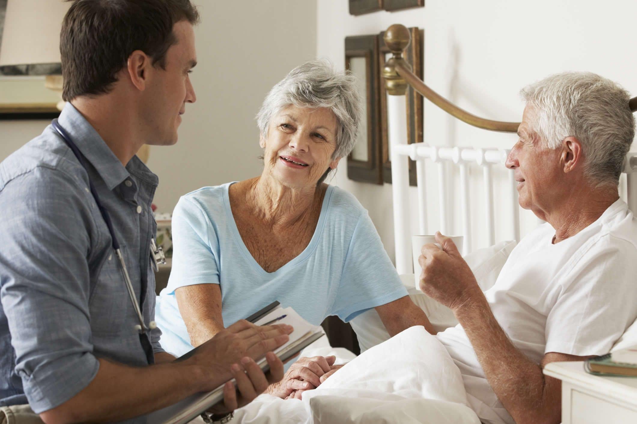 evde girişmsel hemşirelik hizmeti