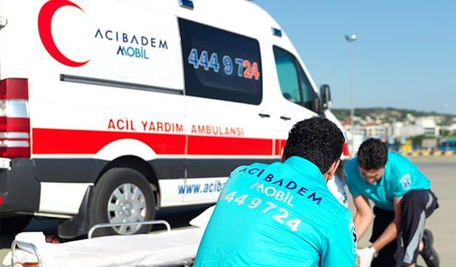 ambulans acil müdahale